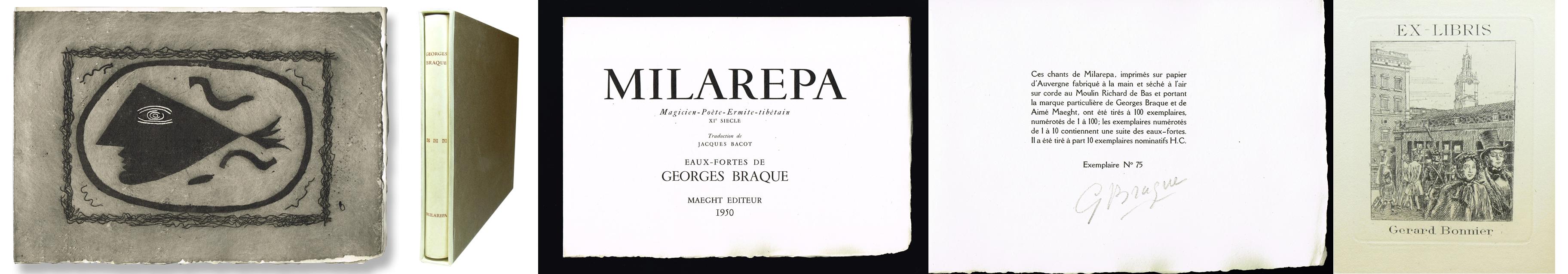 In Folio Editeur Gerorges Braque